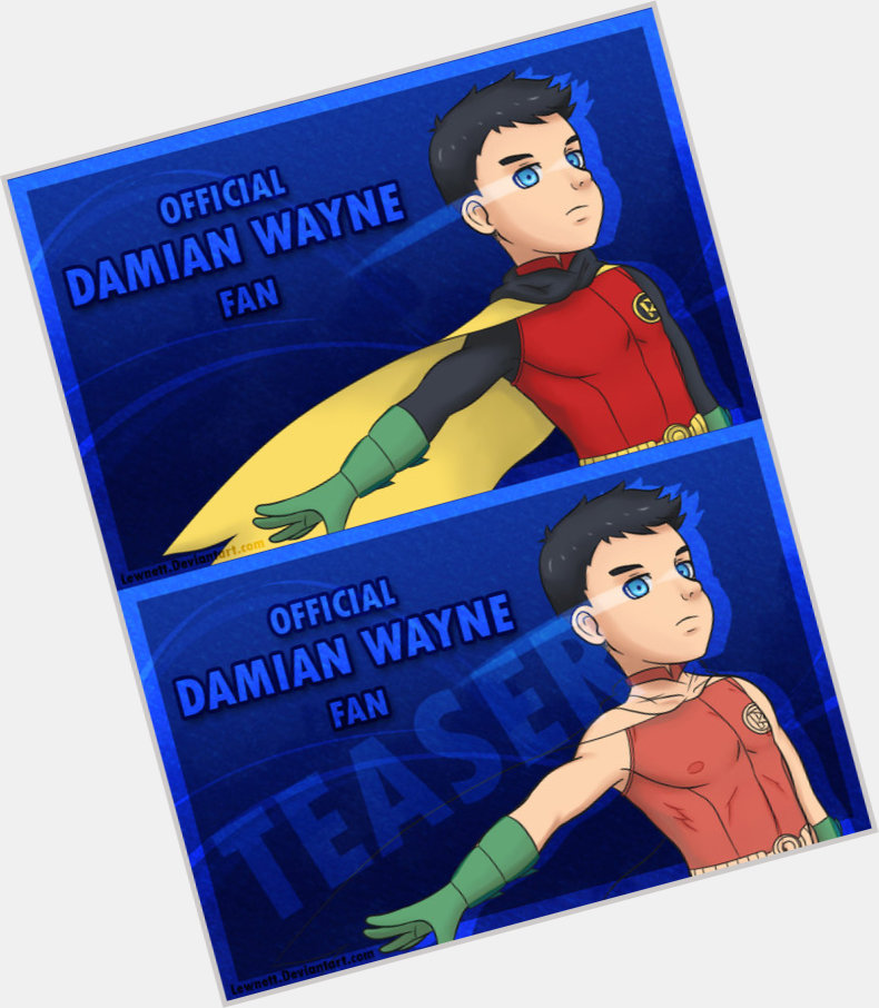 Damian Wayne dating 2.jpg