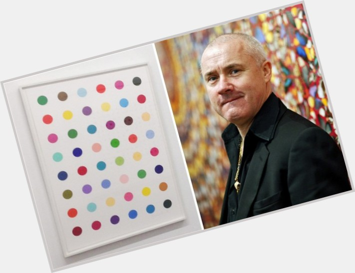 Damien Hirst birthday 2015