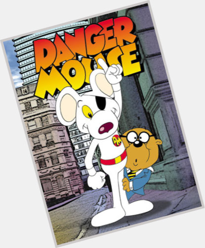 Danger Mouse birthday 2015