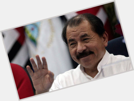 Daniel Ortega birthday 2015