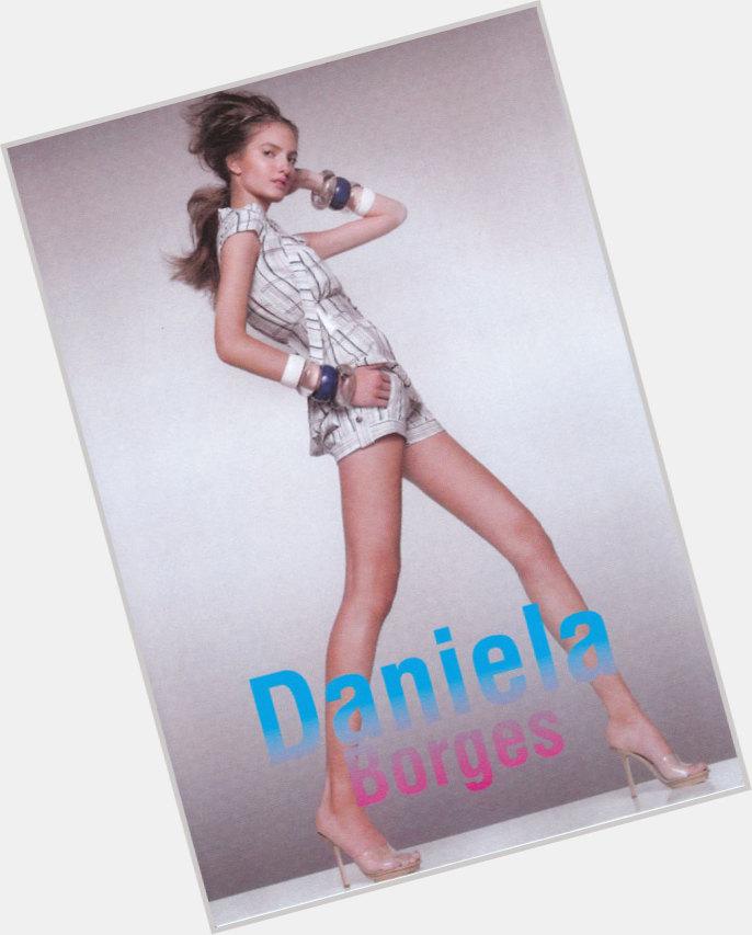 """<a href=""""/hot-women/daniela-borges/where-dating-news-photos"""">Daniela Borges</a> Slim body,  dark brown hair & hairstyles"""