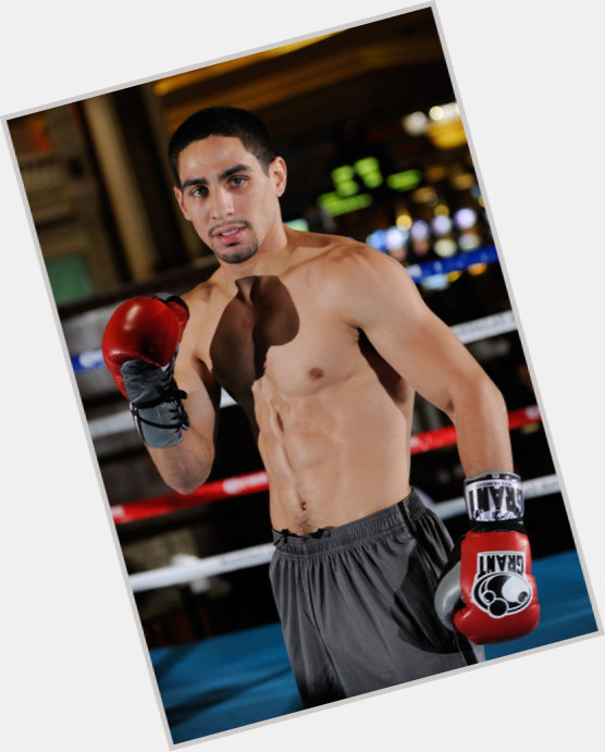 Danny Garcia birthday 2015