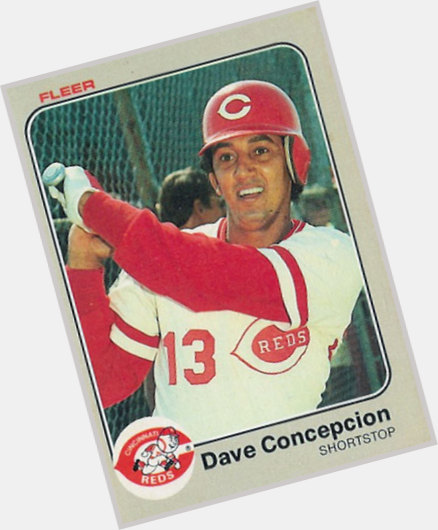 Dave Concepcion birthday 2015