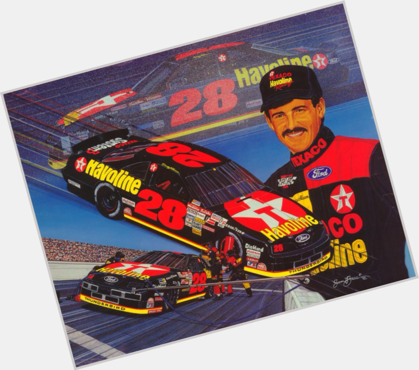 Davey Allison birthday 2015