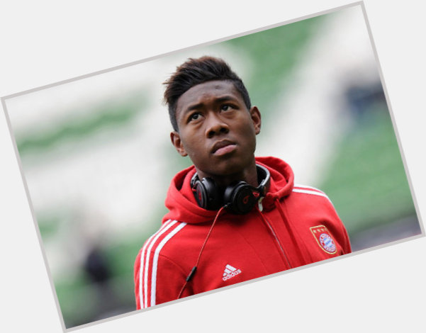 David Alaba birthday 2015