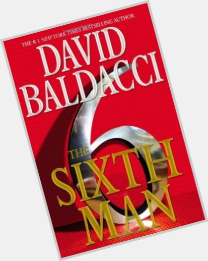 David Baldacci light brown hair & hairstyles Athletic body,