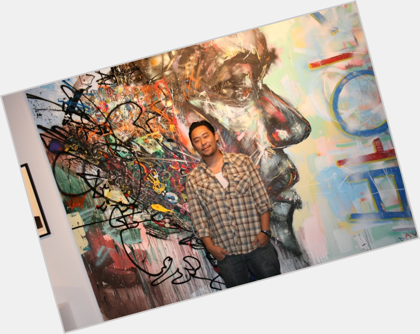 David Choe birthday 2015