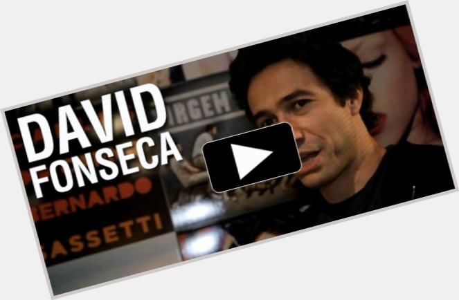 David Fonseca dating 2