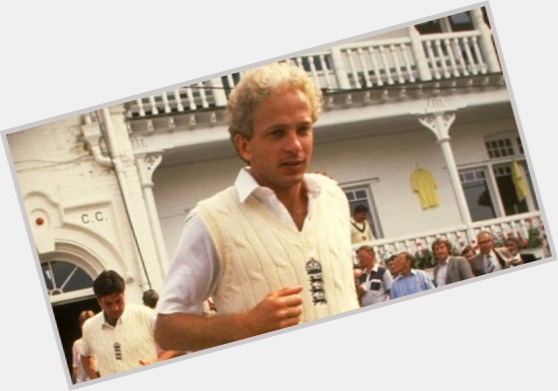 David Gower birthday 2015