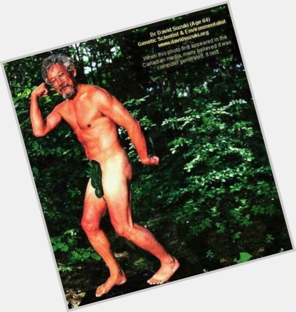 David Suzuki full body 3