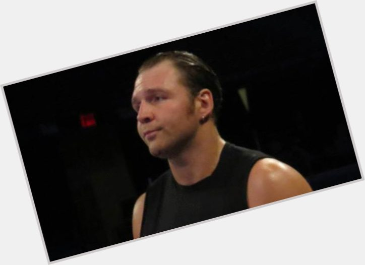 Dean Ambrose new pic 1