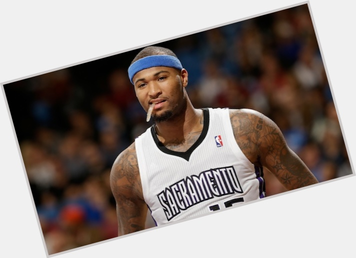 Demarcus Cousins dating 2