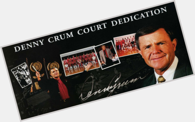 Denny Crum birthday 2015