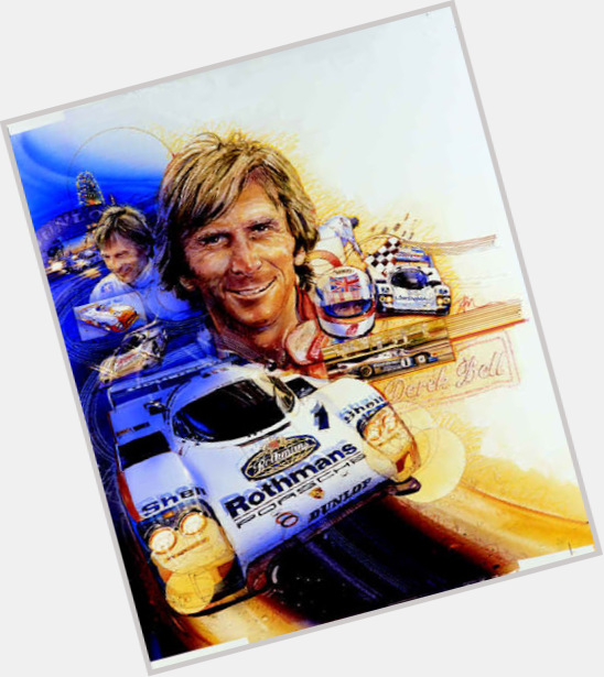 Derek Bell birthday 2015