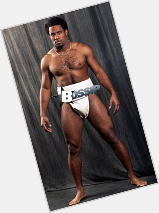 Dhani Jones full body 5