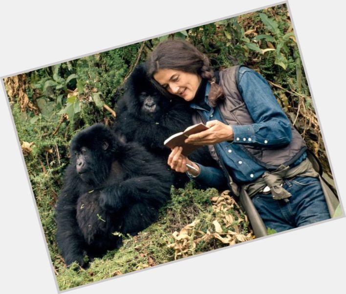 Dian Fossey birthday 2015