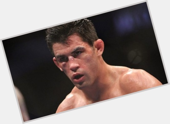 Dominick Cruz dark brown hair & hairstyles Athletic body,