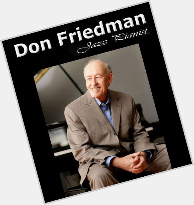 Don Friedman birthday 2015