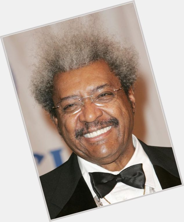 Don King birthday 2015