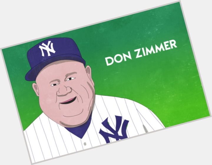 """<a href=""""/hot-men/don-zimmer/where-dating-news-photos"""">Don Zimmer</a> Large body,  grey hair & hairstyles"""