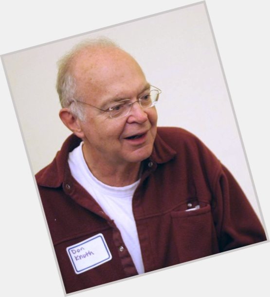 Donald Knuth birthday 2015