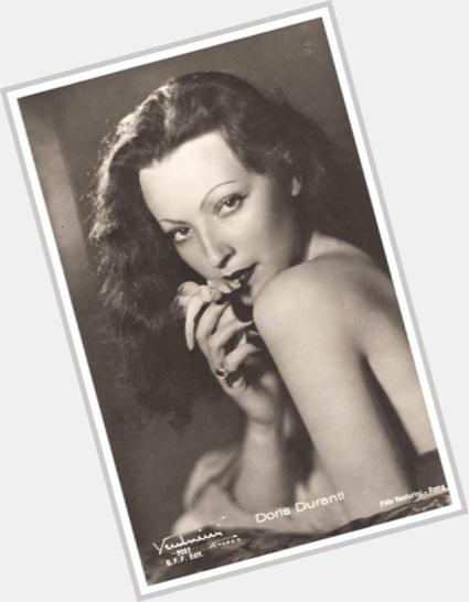 """<a href=""""/hot-women/doris-duranti/where-dating-news-photos"""">Doris Duranti</a> Slim body,  dark brown hair & hairstyles"""
