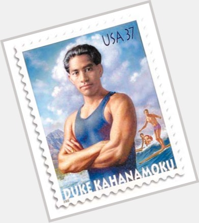 "<a href=""/hot-men/duke-kahanamoku/where-dating-news-photos"">Duke Kahanamoku</a> Athletic body,  black hair & hairstyles"