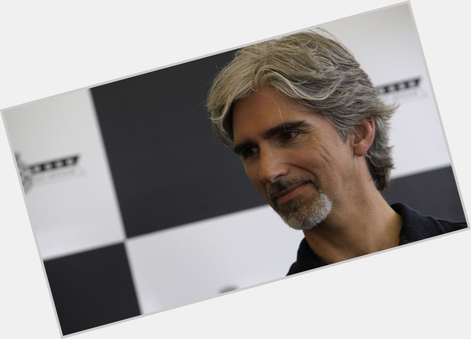 Damon Hill birthday 2015