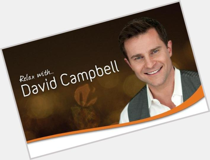 David Campbell birthday 2015