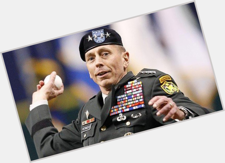 David Petraeus birthday 2015