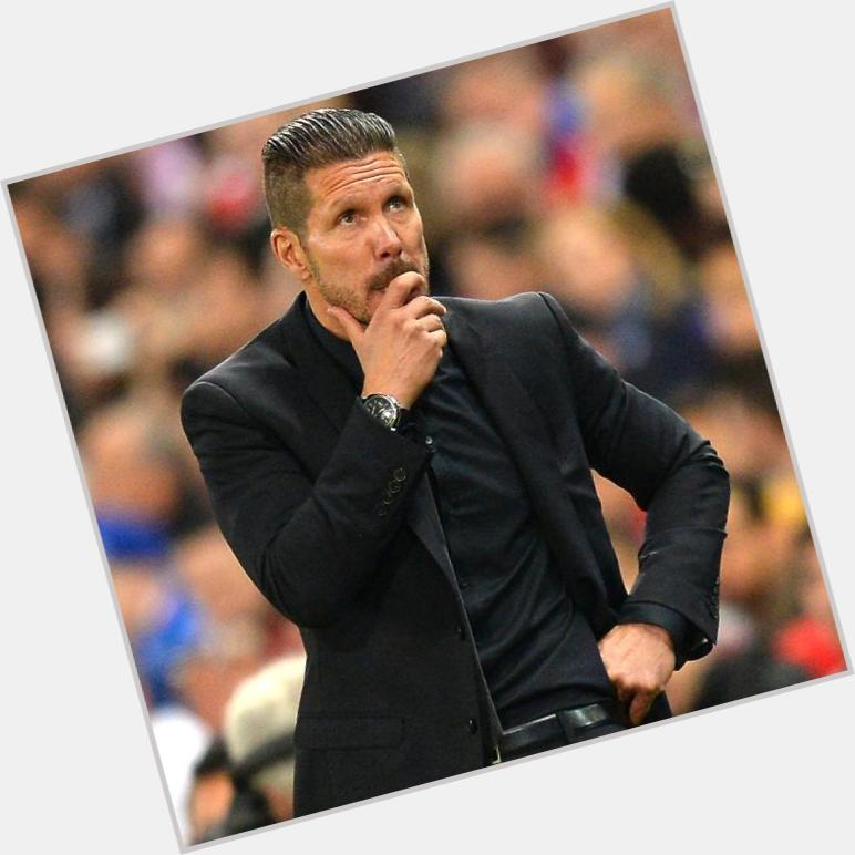 Diego Simeone birthday 2015