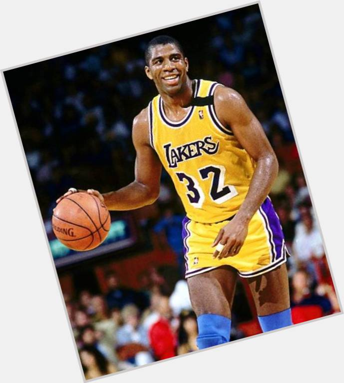 Earvin Magic Johnson birthday 2015