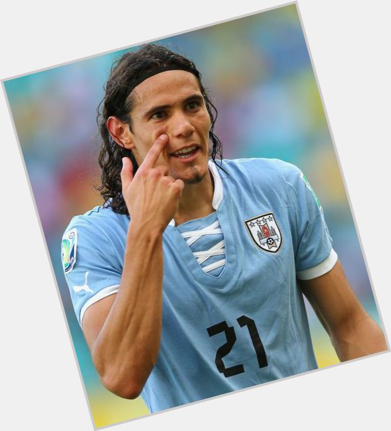 Edinson Cavani birthday 2015