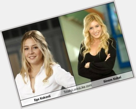 """<a href=""""/hot-women/ege-kokenli/where-dating-news-photos"""">Ege Kokenli</a> Average body,  dyed blonde hair & hairstyles"""