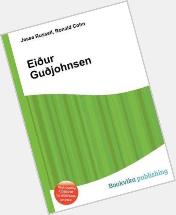 Eiour Guojohnsen new pic 1