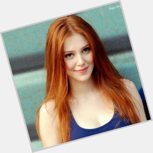 "<a href=""/hot-women/elcin-sangu/where-dating-news-photos"">Elcin Sangu</a> Slim body,  red hair & hairstyles"