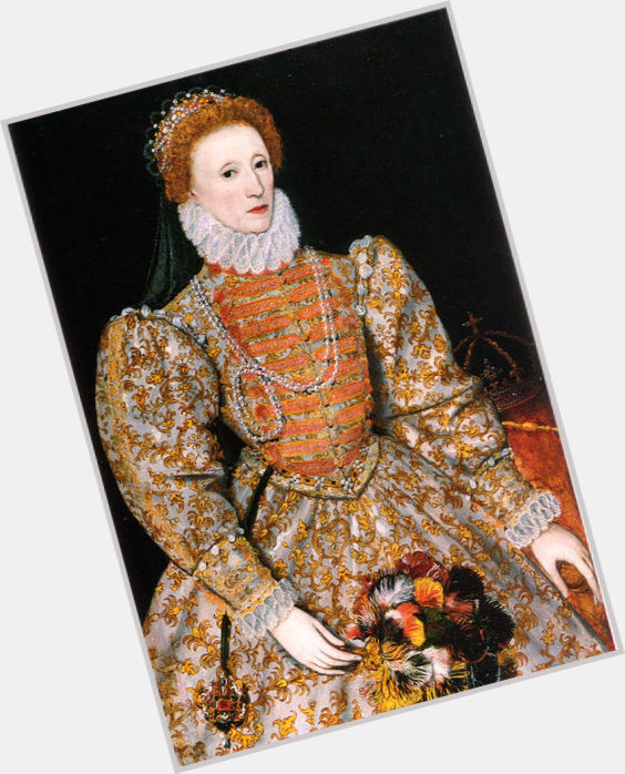 """<a href=""""/hot-women/elizabeth-i-of-england/where-dating-news-photos"""">Elizabeth I Of England</a> Slim body,  red hair & hairstyles"""