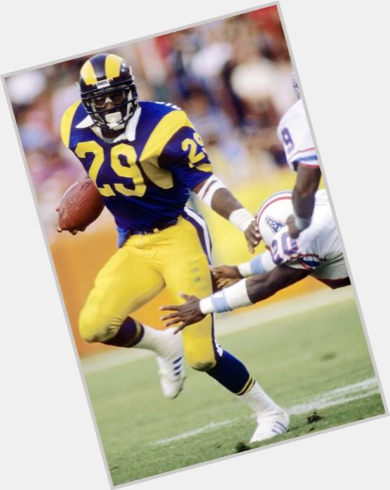 Eric Dickerson birthday 2015