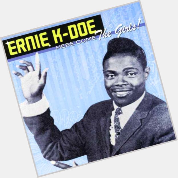 Ernie K-doe birthday 2015