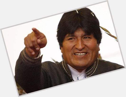 Evo Morales birthday 2015