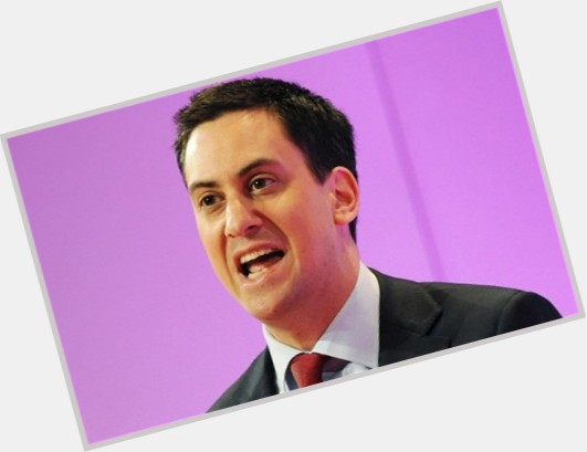 Ed Miliband birthday 2015