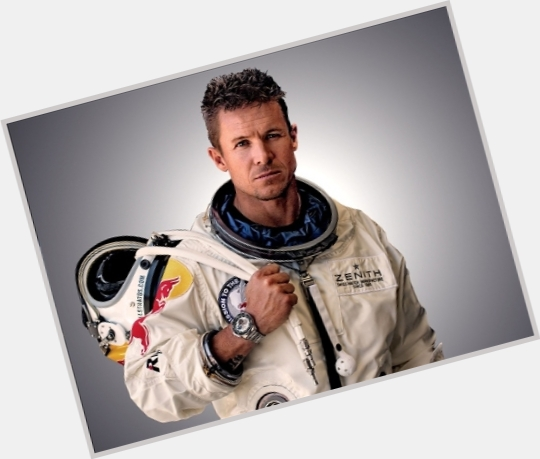 Felix Baumgartner birthday 2015