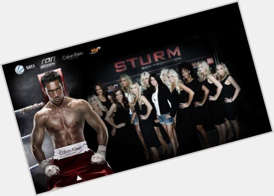 Felix Sturm hairstyle 4