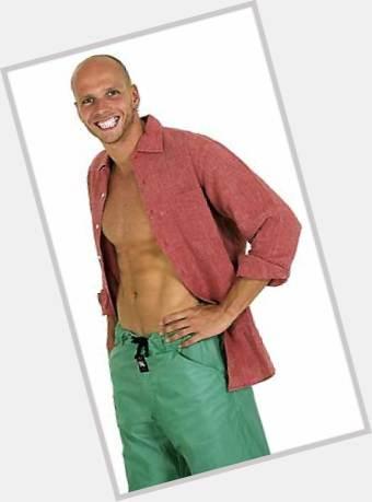 """<a href=""""/hot-men/fernando-scherer/where-dating-news-photos"""">Fernando Scherer</a> Athletic body,  bald hair & hairstyles"""