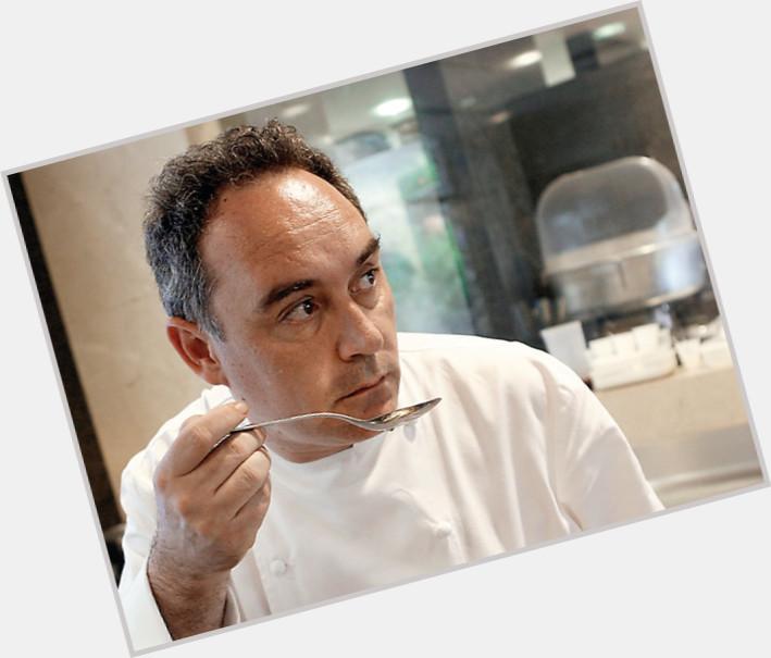 Ferran Adria birthday 2015