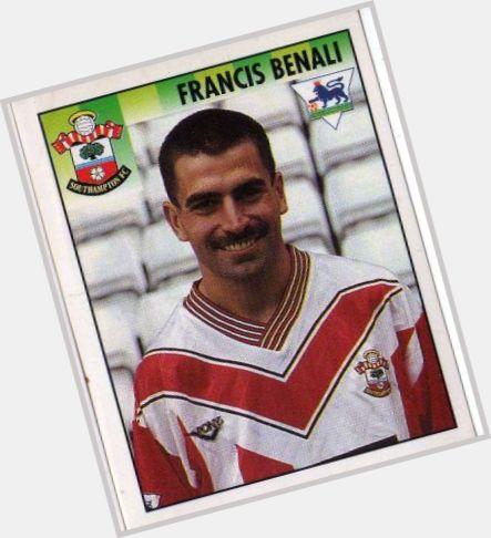 Francis Benali birthday 2015