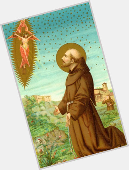 "<a href=""/hot-men/francis-of-assisi/is-he-bible-why-important-where-buried-what"">Francis Of Assisi</a>"