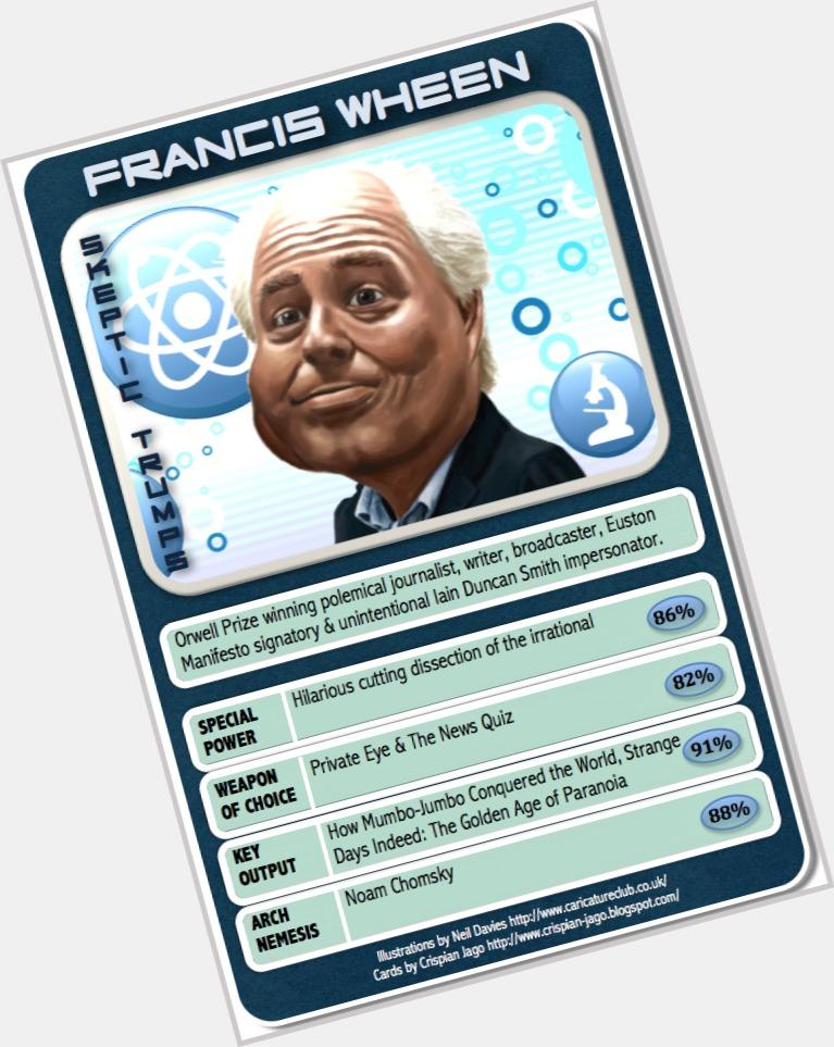 Francis Wheen birthday 2015