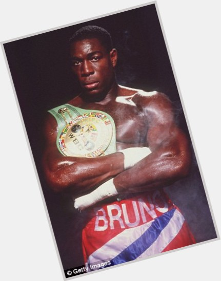 Frank Bruno hairstyle 3