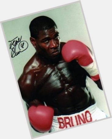 Frank Bruno new pic 1